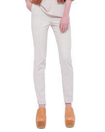 Melissa Techno Cotton Pants, Ranunculus