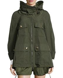 Seriole Multi-Media Jacket, Military