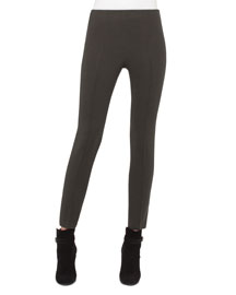 Melissa Double-Face Wool Ankle Pants
