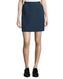 Classic Mini Skirt, Insignia Blue