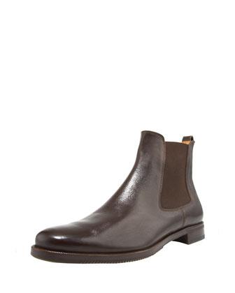 Calfskin Chelsea Boot