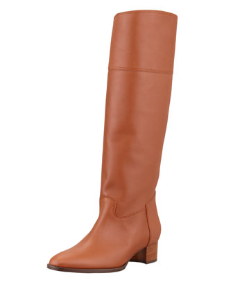 Equestra Knee-High Boot, Luggage