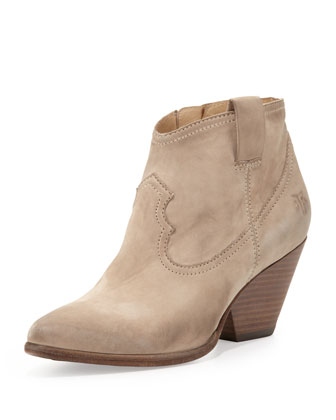 Reina Ankle Boot, Stone