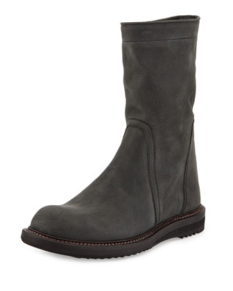 Mid-Calf Creeper Boot, Passport
