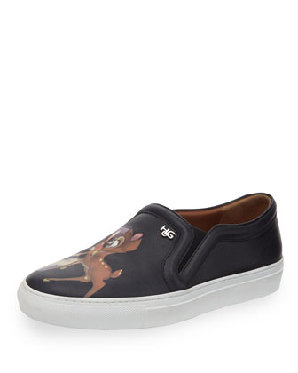 Fawn Slip-On Skate Shoe