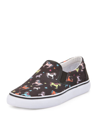 Adele Unicorn Skate Shoe