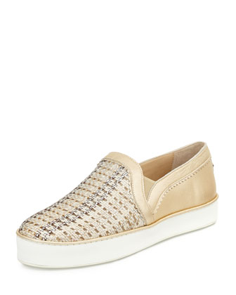 Weavewear Woven Slip-On Sneaker