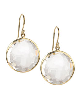 Ippolita Crystal Lollipop Earrings