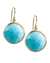 Ippolita Turquoise Lollipop Earrings