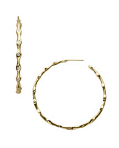 Ippolita Starlight Hoop Earrings