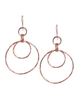 Ippolita Rose Jumbo Jet Set Earrings