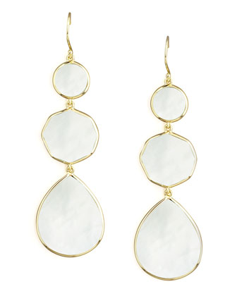 Gelato Mother-of-Pearl Earrings
