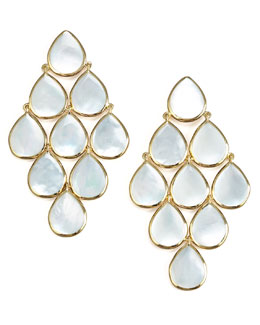 Ippolita Cascade Mother-of-Pearl Earrings