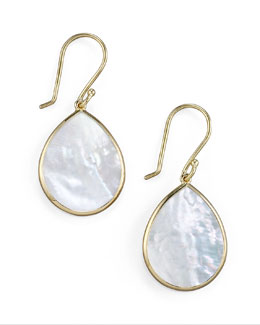 Ippolita Small Teardrop Earrings, Mother-of-Pearl