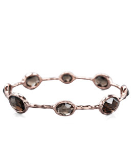 Ippolita Eight-Stone Rose Bangle