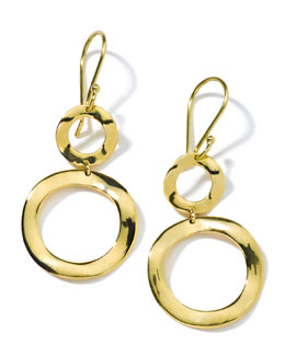 Ippolita Mini Snowman Earrings