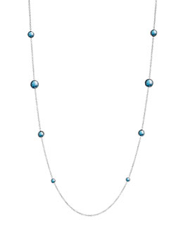"Ippolita Lollipop London Topaz Necklace, 38""L"