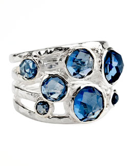 Ippolita London Blue Topaz Ring