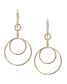Ippolita Teeny Jet Set Earrings