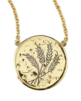 Amy Zerner Astrology Necklace, Virgo