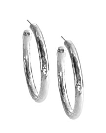 Glamazon Clip Hoop Earrings