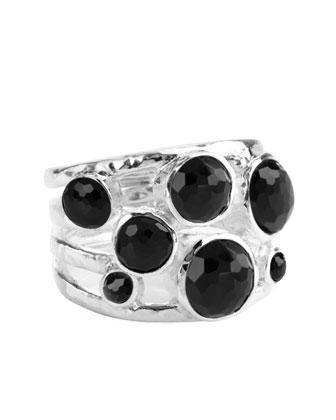 Onyx Constellation Ring
