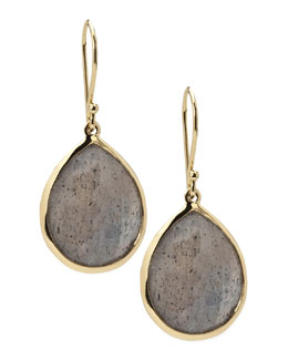 Ippolita Labradorite Teardrop Earrings