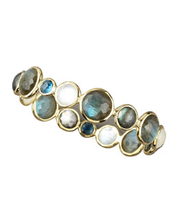 Ippolita Faceted Multi-Stone Bangle