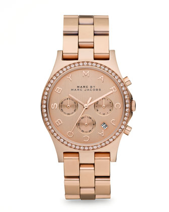 Henry Watch, Rose Golden