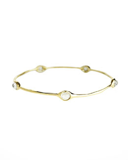 Ippolita Rock Candy Bangle, Clear Quartz