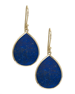 Ippolita Lapis Teardrop Earrings, Large