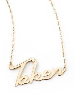 Lana Taken Necklace