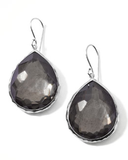 Ippolita Pyrite Doublet Drop Earrings