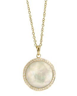 Ippolita Rock Candy Lollipop Pendant Necklace
