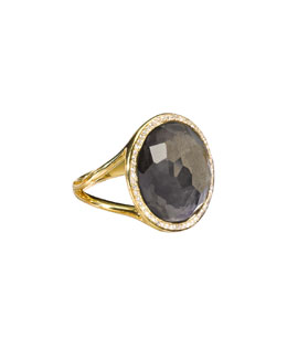Ippolita Pyrite Lollipop Ring, Mini
