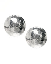 Ippolita Glamazon Silver Clip Earrings, Large