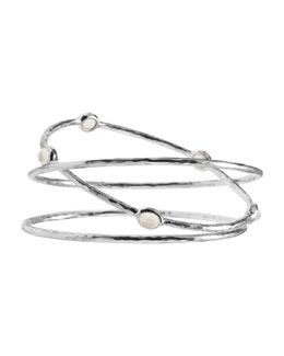 Ippolita Mother-of-Pearl Bangles, Set of Three