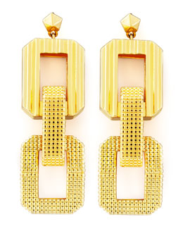 Eddie Borgo Supra Earrings