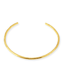 Epure 24k Gold-Plated Collar Necklace
