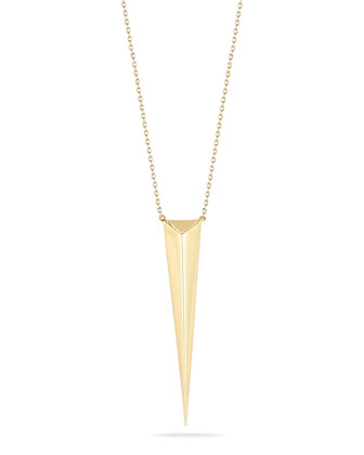 Boyd Spike Pendant Necklace