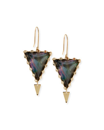 Small Mystique Spike Earrings
