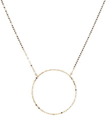 Large 14k Blake Pendant Necklace