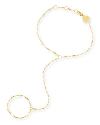 Madrid 18k Gold Vermeil Hand Chain