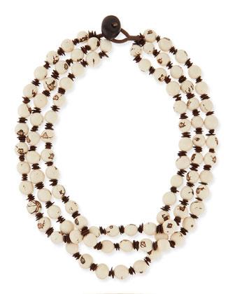 3-Strand Necklace