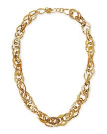 Kamba Light Horn Necklace