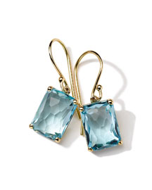 18k Rock Candy Drop Earrings