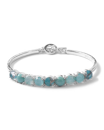 Wonderland Turquoise Bangle