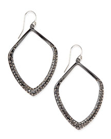 Miss Havisham Orbit Wire Earrings