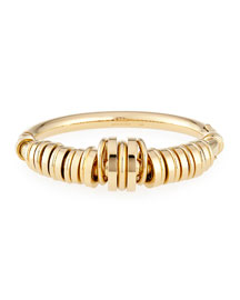 Freja Brass Ring Bracelet
