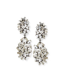 Mayfield Crystal Drop Earrings